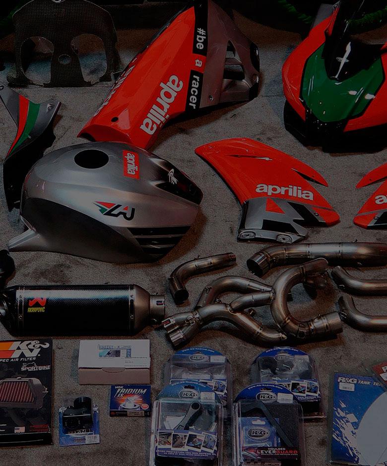 Delerue l'expérience moto préparation