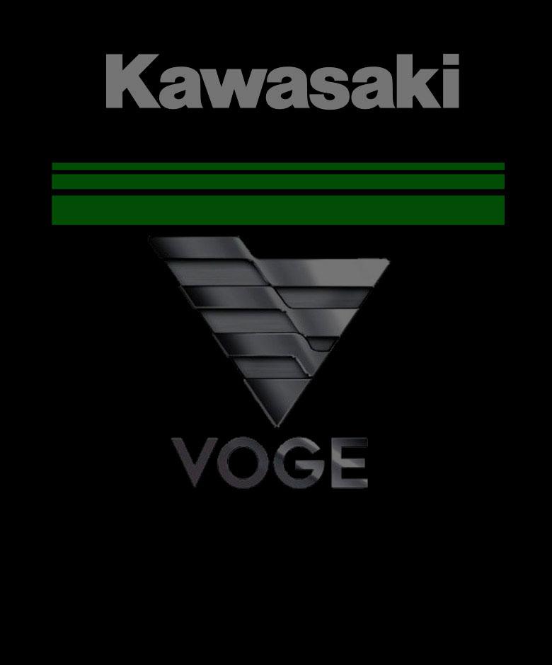 Delerue l'expérience moto voge Kawasaki