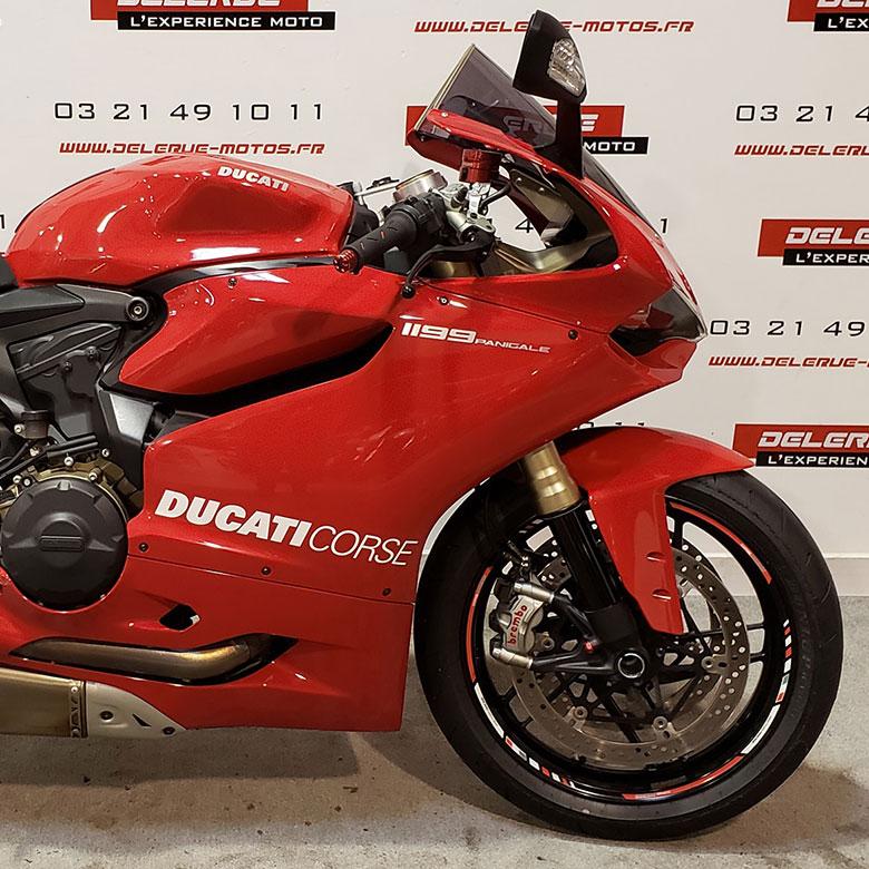 Delerue l'expérience moto specialiste ducati