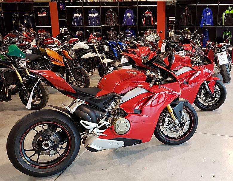 Delerue l'expérience moto