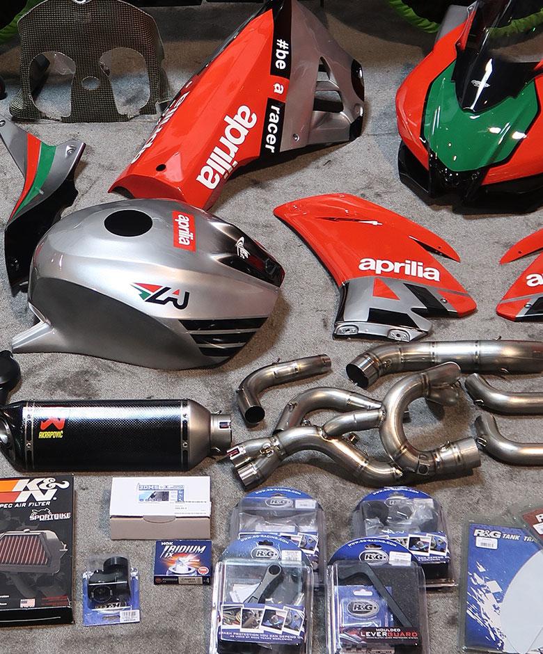 Delerue moto préparation moto